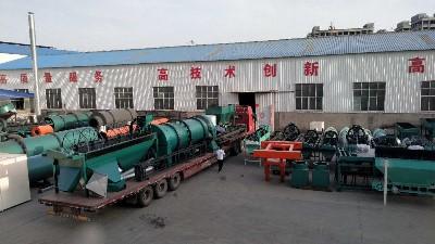 碳化有机肥设备制作方法(一)