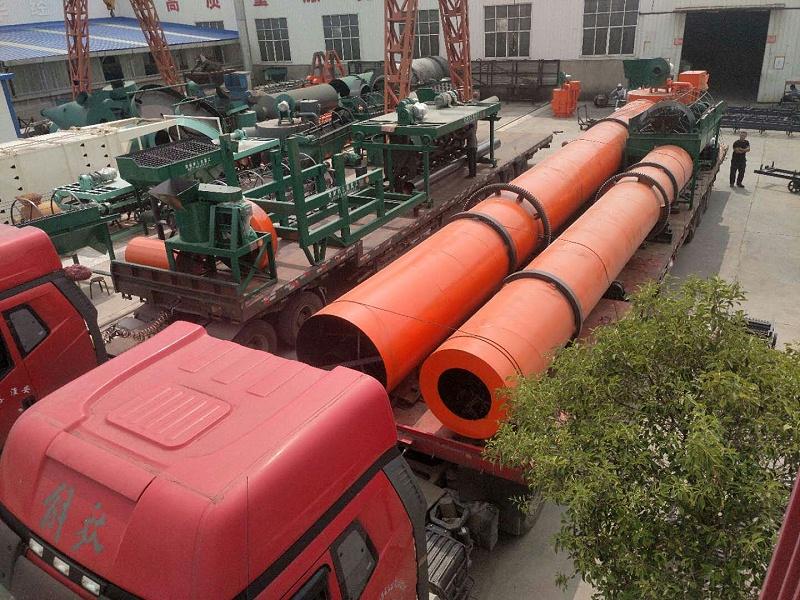 年产3万吨有机肥设备