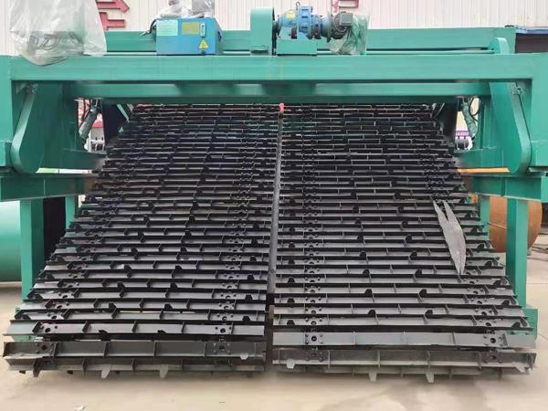 链板式翻堆机