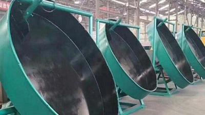 """""""质量""""是有机肥料加工设备厂家发展的根本"""