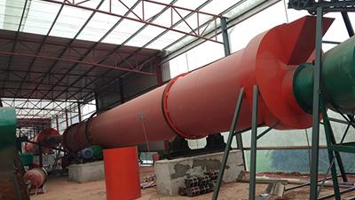 乙鑫重工分享有机肥厂家的污染源及相对应的处理方法