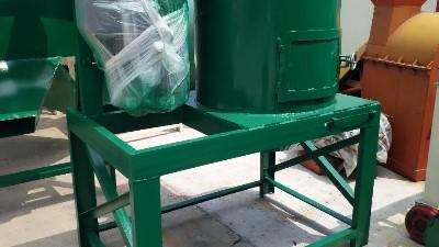 生物有机肥生产设备防止有机肥料产生各种结块的措施