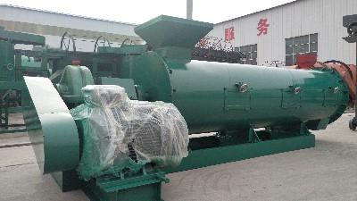 肥料设备有机肥设备堆肥发酵填充物料混合配比