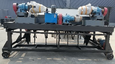 油棕渣有机肥设备快速发酵操作技术