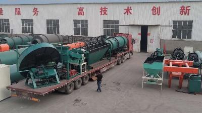 提高有机肥设备生产产量的小秘诀
