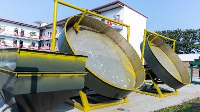 有机肥专用造粒机的系统