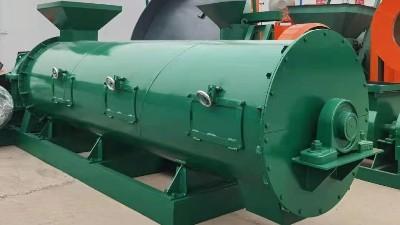 肥料制作生产设备,肥料加工技术与设备