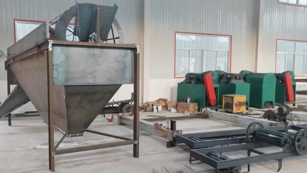 年产2万吨对辊挤压造粒生产线设备助力泾源县农牧局扶贫招标项目
