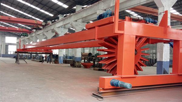 20万吨有机肥生产线设备项目助力陕西宝鸡宇通