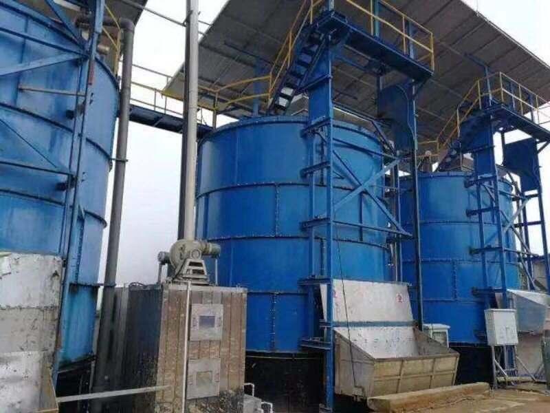 有机肥发酵罐 (2)