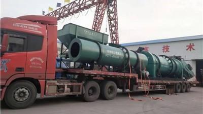 秸秆碳化生产生物质炭基肥生产工艺