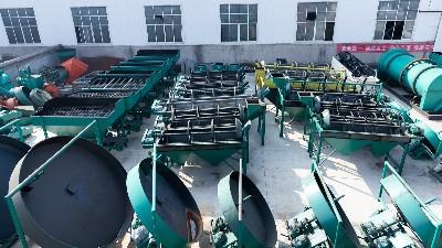 看完这篇文章投资有机肥生产线设备能省不少钱