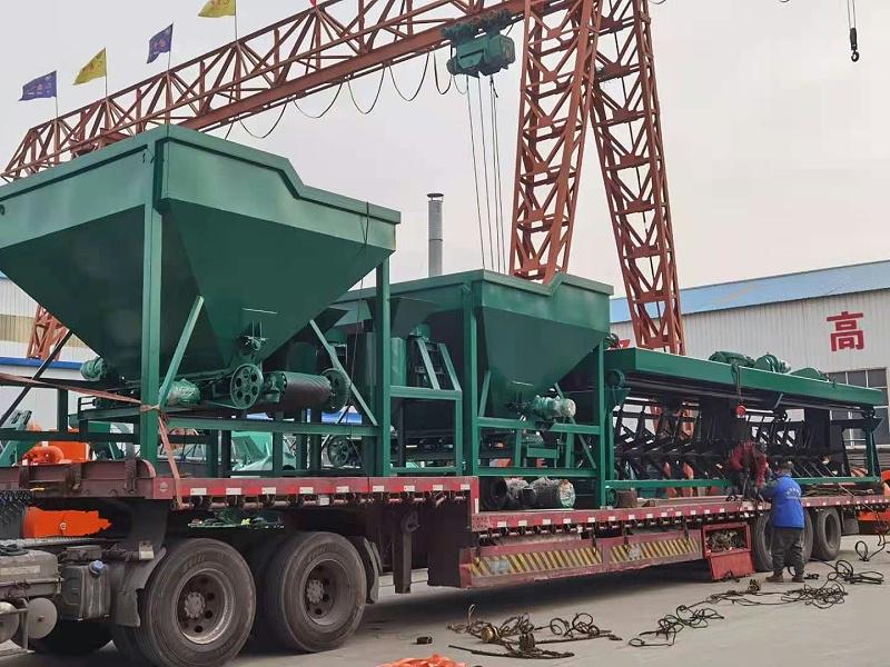 年产1000吨的有机肥生产线设备