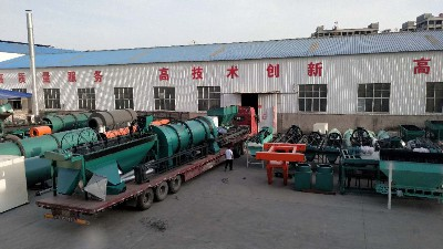 年产3万吨颗粒有机肥生产线整套需要哪些设备