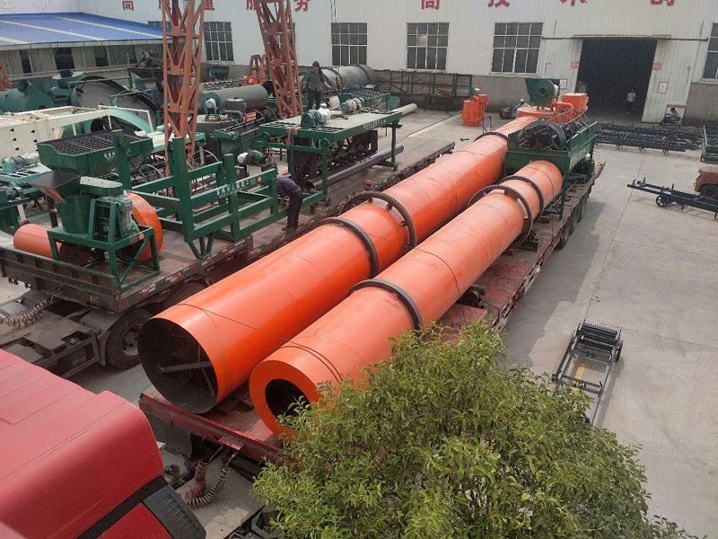 年产3万吨有机肥生产线设备
