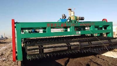 有机肥发酵翻堆机设备操作规范