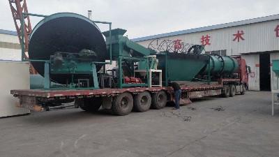乙鑫重工有机肥设备厂家怎么解决猪粪的污染问题