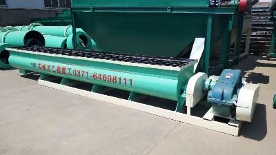 有机肥双轴浆叶搅拌机结构详解