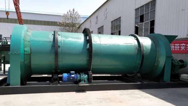 乙鑫重工有机肥生产线设备助力塔石缘能源公司解决废物问题